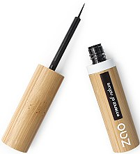 Profumi e cosmetici Eyeliner - Zao Liquid Eyeliner