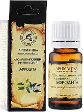 """Profumi e cosmetici Olio aromatico essenziale """"Afrodite"""" - Aromatiche"""