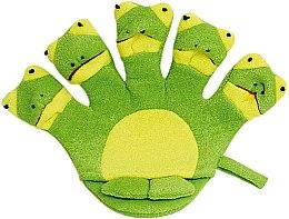 Profumi e cosmetici Spugna doccia, per bambini - Titania Frog