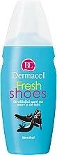 Profumi e cosmetici Spray rinfrescante per piedi e scarpe - Dermacol Fresh Shoes Spray