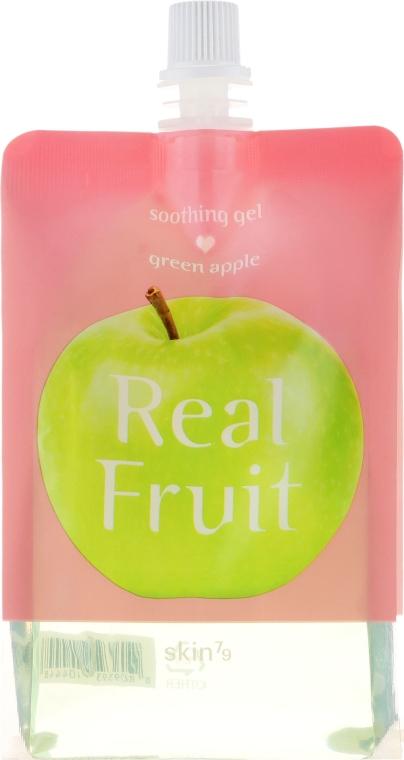 Gel lenitivo - Skin79 Real Fruit Soothing Gel Green Apple