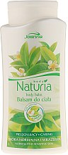 Balsamo corpo di tè verde - Joanna Naturia Body Balm — foto N1
