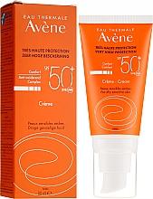 Profumi e cosmetici Crema solare - Avene Eau Thermale Sun Cream SPF50