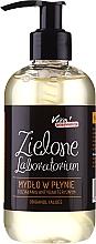 Profumi e cosmetici Sapone liquido con proprietà antibatteriche - Zielone Laboratorium