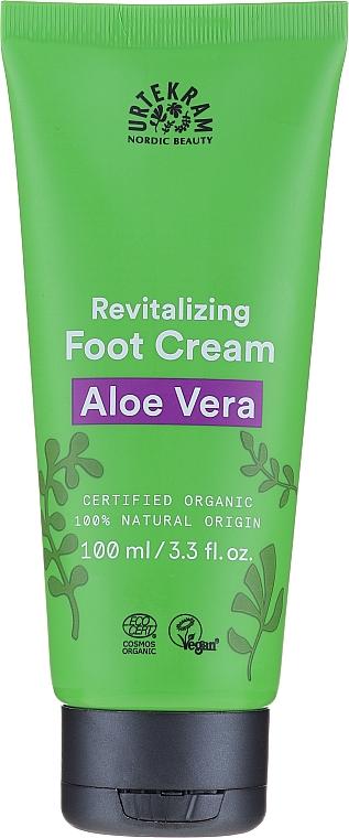 Crema per piedi - Urtekram Urtekram Aloe Vera Foot Cream