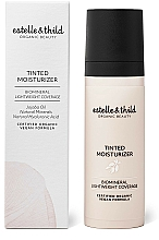 Profumi e cosmetici Fondotinta idratante - Estelle & Thild Tinted Moisturizer