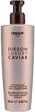 Profumi e cosmetici Balsamo rivitalizzante - Dikson Luxury Caviar Revitalizing and Replenishing Conditioner