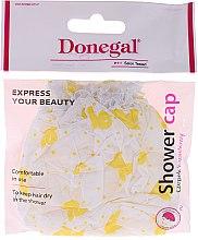 Profumi e cosmetici Cuffia per la doccia, 9298, con motivi gialli - Donegal