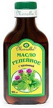Profumi e cosmetici Olio di bardana con ortica - Mirrolla