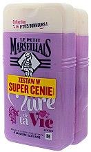 Profumi e cosmetici Set - Le Petit Marseillais Je Suis La Mure De Ta Vie Shower Gel (sh/gel/2x250ml)