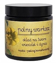 "Profumi e cosmetici Maschera-peeling ""Oenothera e melone"" - Polny Warkocz"