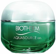 Profumi e cosmetici Gel idratante - Biotherm Aquasource Gel