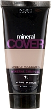 Profumi e cosmetici Fondotinta minerale - Ingrid Cosmetics Mineral Cover Make Up Foundation