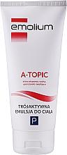 Profumi e cosmetici Emulsione corpo - Emolium A-topic Emulsion