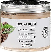 Profumi e cosmetici Olio per il corpo anticellulite - Organique Spa Therapie Coffee Body Butter