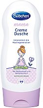 Profumi e cosmetici Crema gel doccia per donne incinte e che allattano - Bubchen