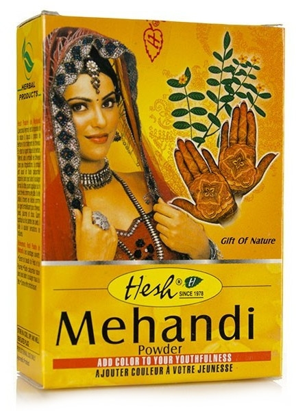 Hennè - Hesh Mehandi Powder