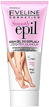 Profumi e cosmetici Crema-gel depilatoria per gambe e mani - Eveline Cosmetics Smooth Epil