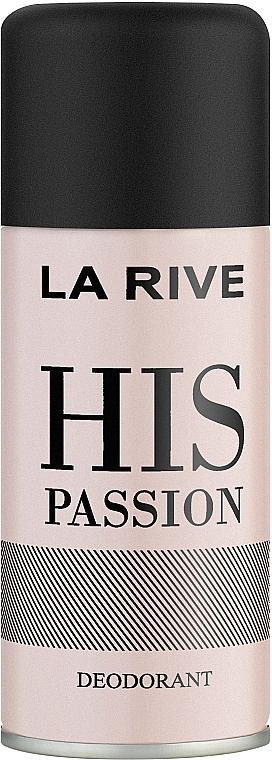 La Rive His Passion - Deodorante