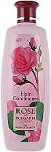 Profumi e cosmetici Condizionante per capelli, con acqua di rose - BioFresh Rose of Bulgaria Hair Conditioner