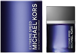 Profumi e cosmetici Michael Kors Extreme Speed - Eau de toilette