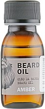 "Profumi e cosmetici Olio per barba ""Ambra"" - Nook Beard Club Beard Oil Ambra"