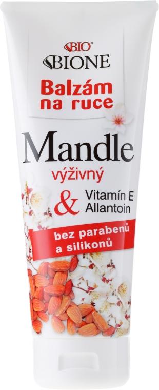 Crema mani - Bione Cosmetics Mandle Cream