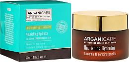 Profumi e cosmetici Crema-balsamo viso idratante - Arganicare Shea Butter Nourishing Hydrator