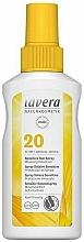 Profumi e cosmetici Spray solare per pelli sensibili - Lavera Sensitive Sun Spray SPF 20