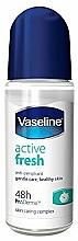 Profumi e cosmetici Deodorante per donna - Vaseline Deodorant Roll On Active Fresh