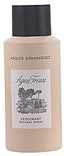 Profumi e cosmetici Adolfo Dominguez Agua Fresca - Deodorante