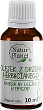 Profumi e cosmetici Olio dell'albero del tè - Natur Planet Tea Tree Oil