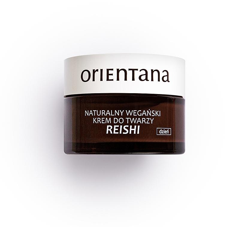 Crema viso da giorno - Orientana Reishi Cream