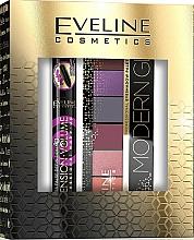 Profumi e cosmetici Set - Eveline Cosmetics (masc/10ml + eye/pal/9.6g)
