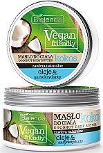 """Profumi e cosmetici Burro corpo """"Cocco"""" - Bielenda Vegan Friendly Coconut Body Butter"""