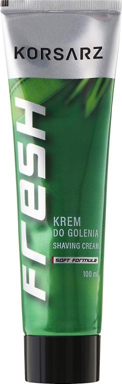 Crema da barba - Korsarz Shaving Cream — foto N1
