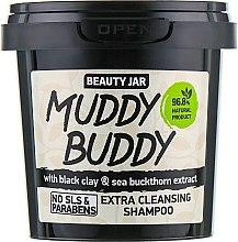 Profumi e cosmetici Shampoo detergente Muddy Buddy - Beauty Jar Extra Cleansing Shampoo