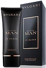 Profumi e cosmetici Bvlgari Man In Black - Balsamo dopobarba