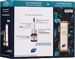 Profumi e cosmetici Set - Phyto PhytoNovathrix Anti-Hair Loss Program Treatment