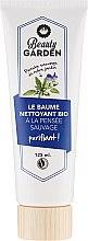 Profumi e cosmetici Balsamo detergente corpo all'estratto di viola - Beauty Garden Purifiant Balm