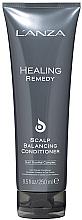 Profumi e cosmetici Balsamo bilanciante per il cuoio capelluto - Lanza Healing Remedy Scalp Balancing Conditioner