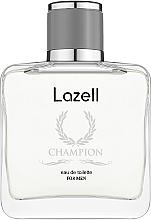 Profumi e cosmetici Lazell Champion - Eau de toilette