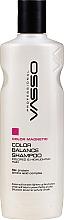 Profumi e cosmetici Shampoo per capelli colorati - Vasso Professional Color Balance Shampoo