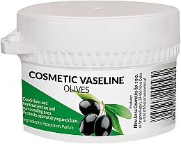 Profumi e cosmetici Crema viso - Pasmedic Cosmetic Vaseline Olives