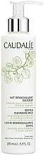 Profumi e cosmetici Latte delicato struccante per viso e occhi - Caudalie Cleansing & Toning Gentle Cleanser