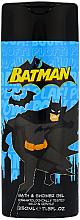 "Profumi e cosmetici Gel doccia ""Batman"" - DC Comics"