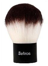 Profumi e cosmetici Pennello Kabuki - Sefiros Black & White Kabuki Brush