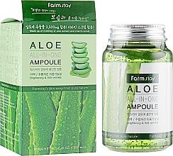 Profumi e cosmetici Siero tutto in uno all'estratto di aloe - FarmStay Aloe All-In-One Ampoule