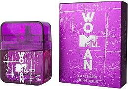 MTV Perfumes MTV Woman - Eau de toilette  — foto N2