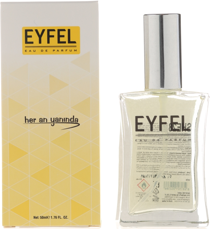 Eyfel Perfume S-28 - Eau de Parfum